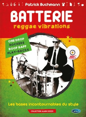Methode batterie reggae