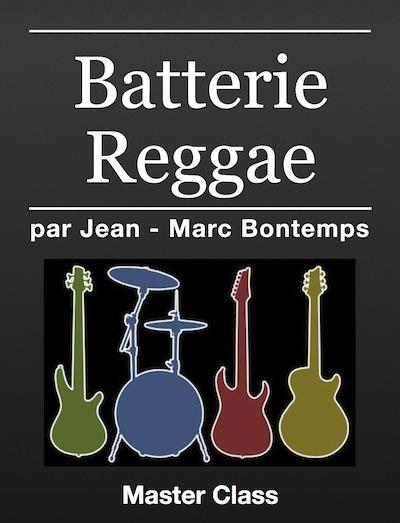 Batterie Reggae - Master class