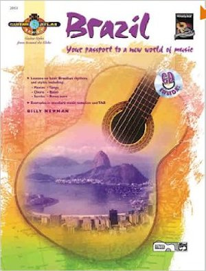 Methode guitare Bossa Nova