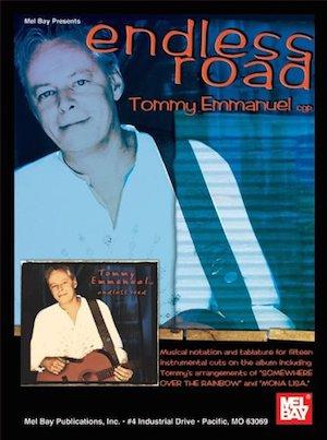 Tommy-Emmanuel-Endless Road