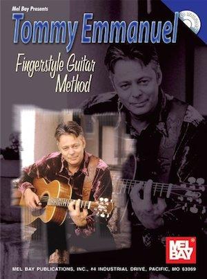 Tommy-Emmanuel-Fingerstyle Guitar Method