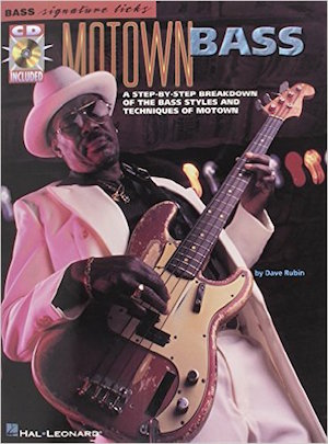 Bass Signature Licks – Motown Bass