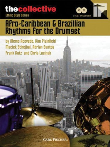 Afro-Caribbean & Brazilian Rhythms for the Drums