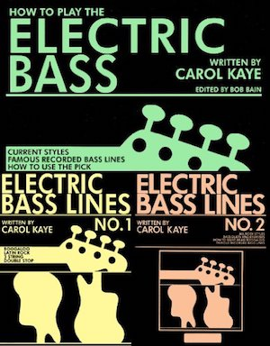 How to Play The Electric Bass
